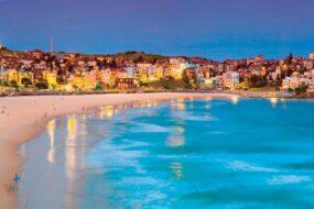 AU02 Post Card Bondi Beach