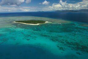 AU06 Post Card Barrier Reef