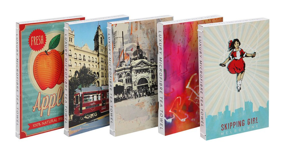 Tea Towel Gift Boxes KE Design About Us