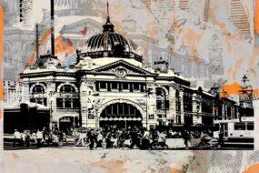 V02 Post Card  Flinders St.pg