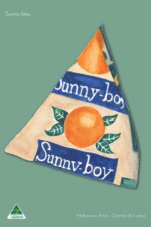 Sunnyboy Light Green