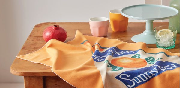 KE Design - Tea Towel