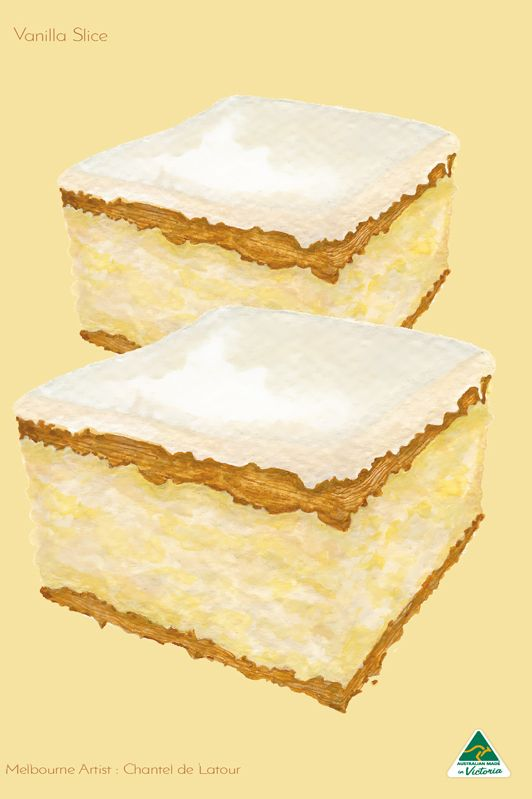 TRAVEL TOWEL VANILLA SLICE BUTTER