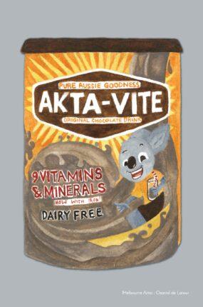 TEA TOWEL AKTAVITE GREY