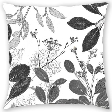 CUSHION COVER - GARDEN FOLIAGE