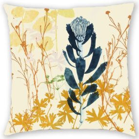 CUSHION COVER - PINCUSHION PROTEA