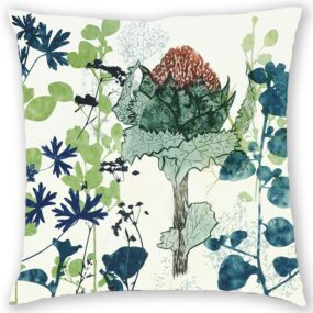 CUSHION COVER - WARATAH